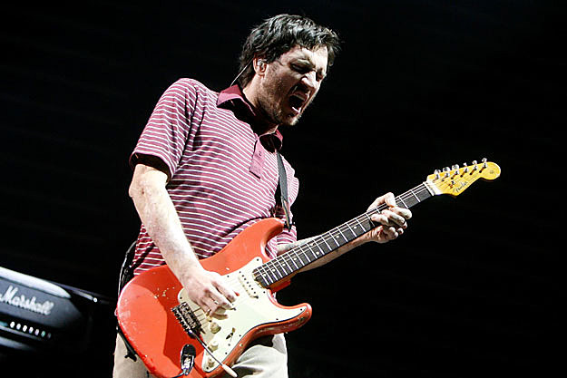 John Frusciante Won't Join Red Hot Chili Peppers at Rock ...