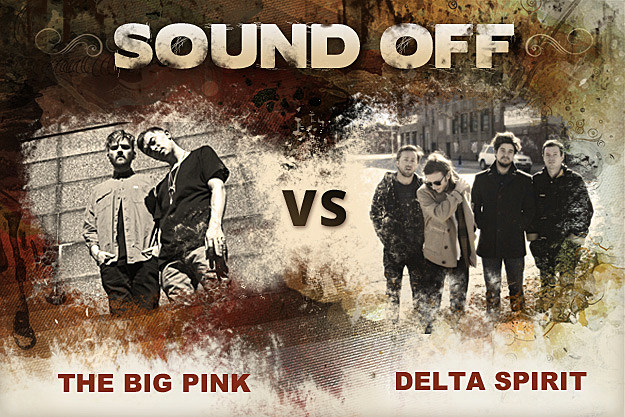 The Big Pink Delta Spirit