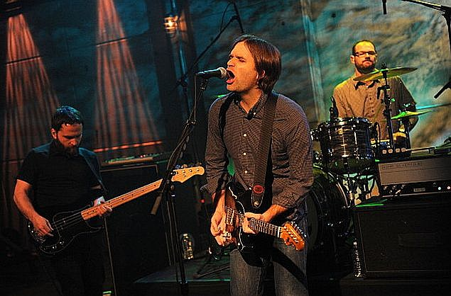 Death Cab For Cutie Visit
