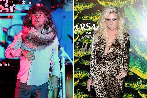 Flaming Lips and Kesha
