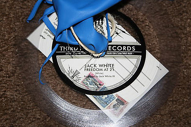 Jack White Balloon Single