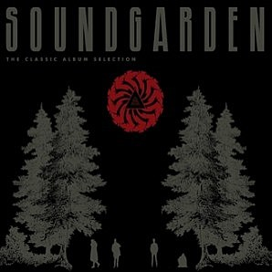 Soundgarden Classic Album Selection
