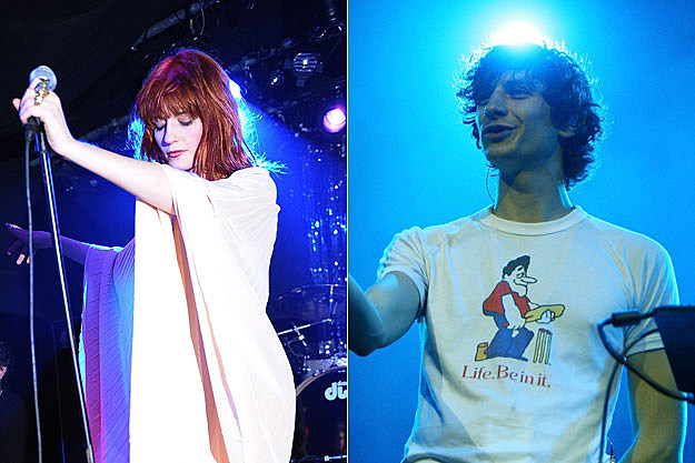Florence Welch, Wally DeBacker