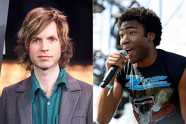 Beck and Childish Gambino