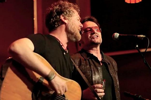 Bono Glen Hansard