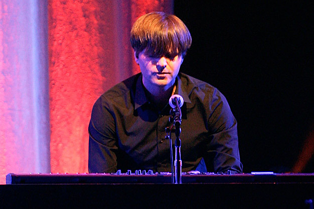 Death Cab For Cutie's Ben Gibbard