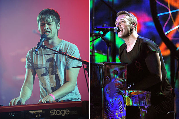 Foster the People and Coldplay