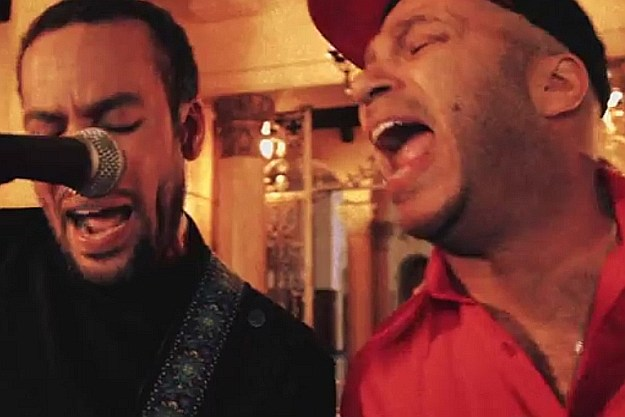Ben Harper, Tom Morello