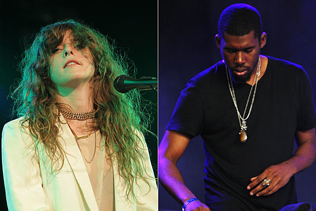 Victoria Legrand, Flying Lotus