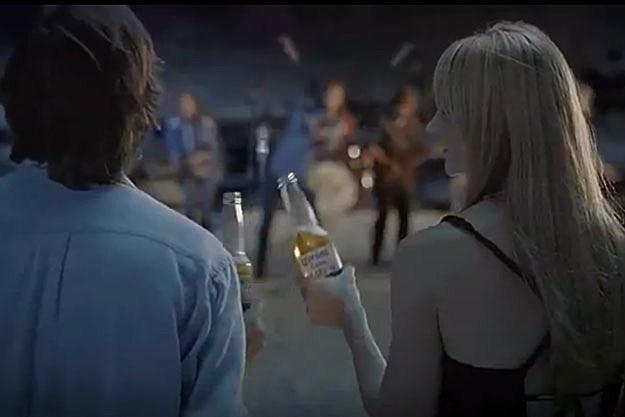 Corona Beach Concert Commercial