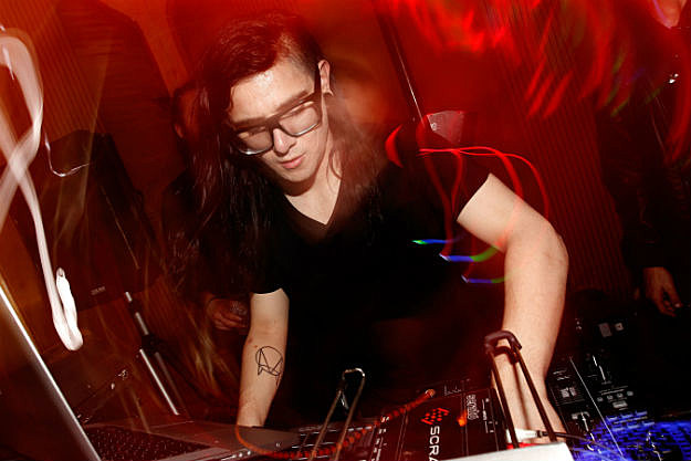 Skrillex To Ride The Rails For 2012 Summer Tour With Diplo