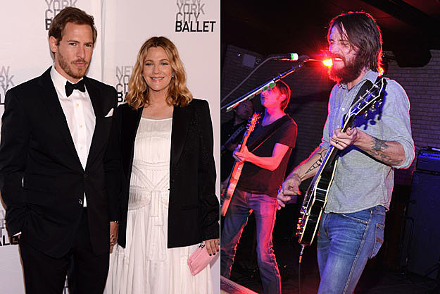 Drew Barrymore And Will Kopelman Share Wedding Dance To