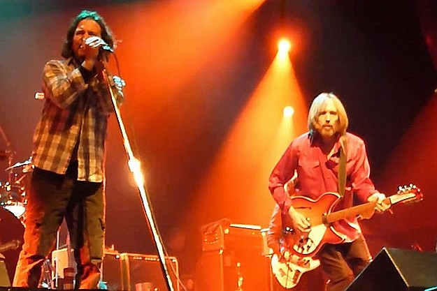 Eddie Vedder, Tom Petty