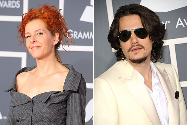 Neko Case and John Mayer