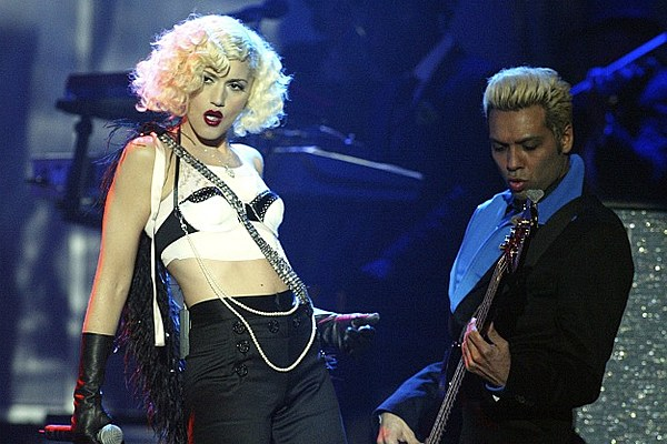 tony kanal and gwen relationship