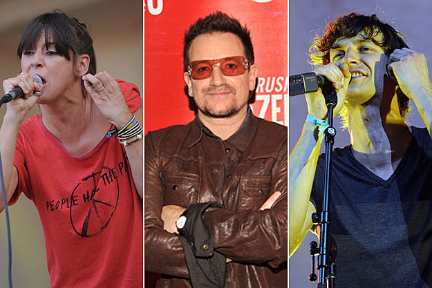 Cat Power, Bono, Gotye