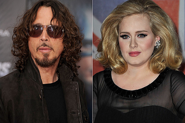 Chris Cornell Adele
