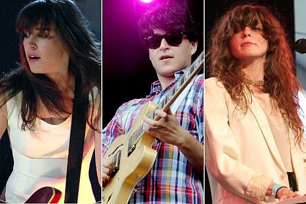 Feist, Vampire Weekend, Beach House