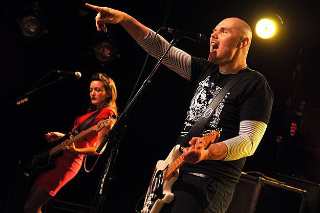 Nicole Fiorentino, Billy Corgan