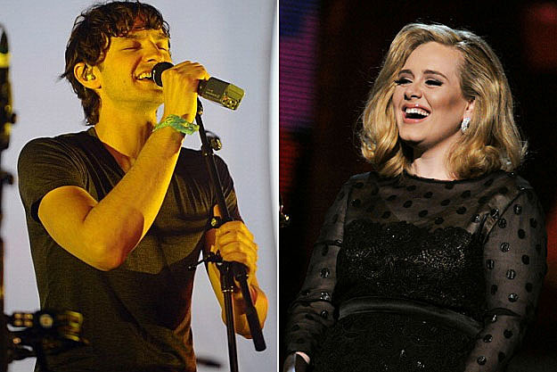 Gotye and Adele