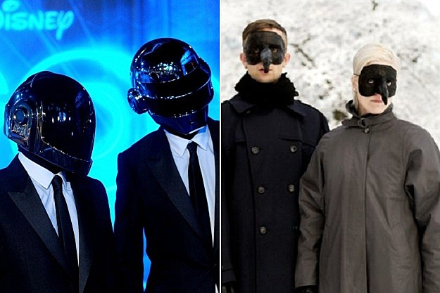 Daft Punk, The Knife