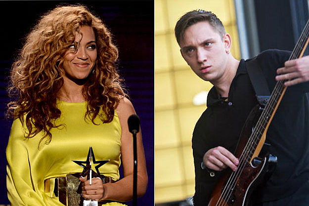 Beyonce and the xx