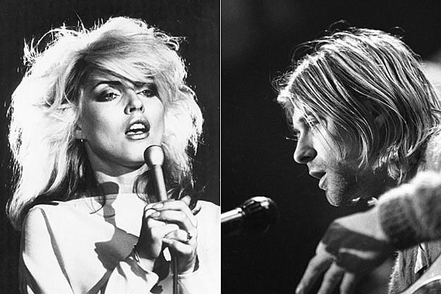 Blondie and Nirvana