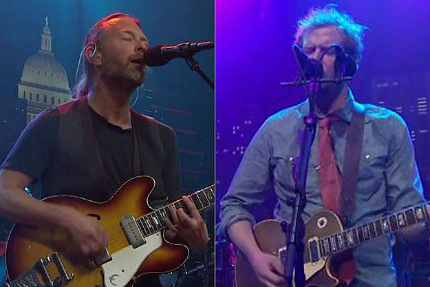 Radiohead and Bon Iver