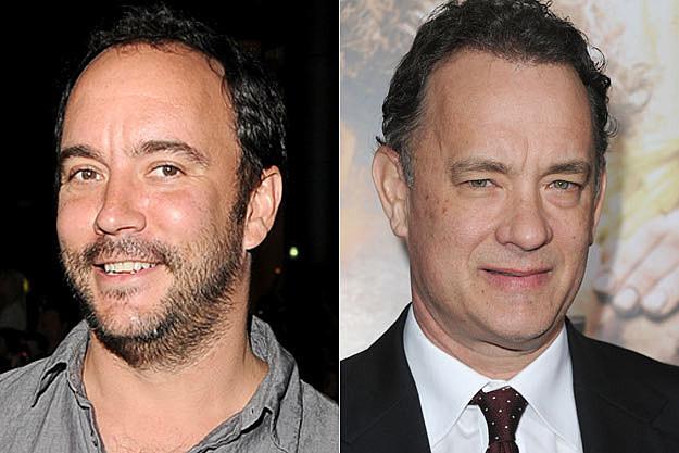 Dave Matthews, Tom Hanks