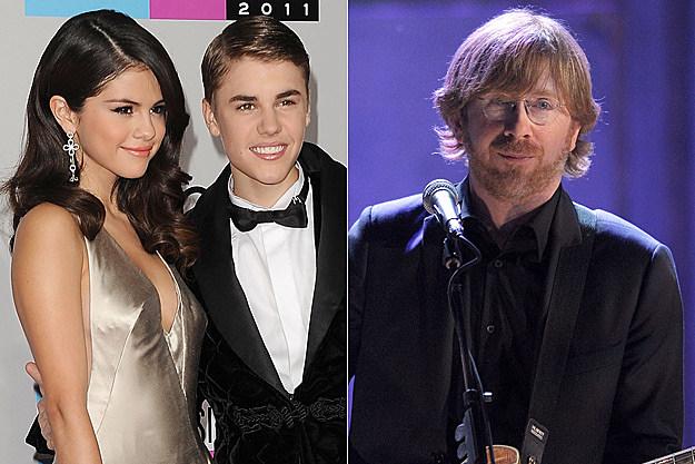 Justin Bieber Selena Gomez Phish