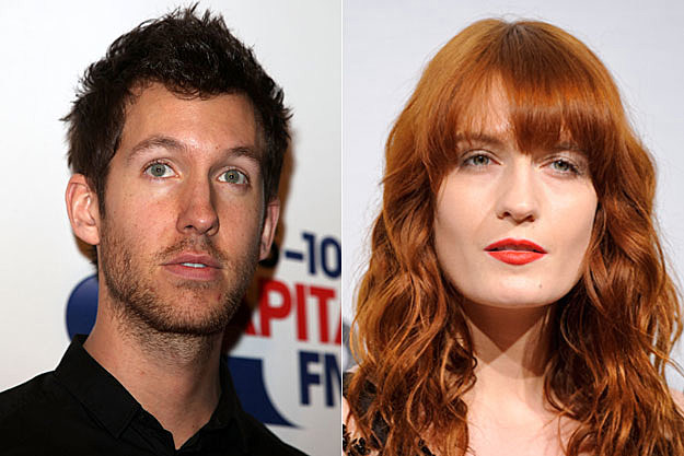 Calvin Harris, Florence Welch