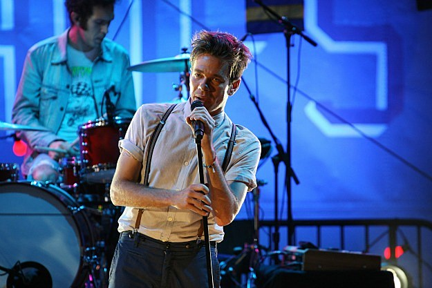 Fun. perform three songs on 'the colbert report'