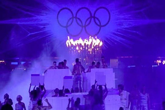 Olympic Closing Ceremony