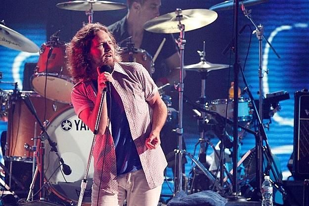 Eddie Vedder, Matt Cameron