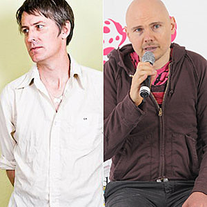Stephen Malkmus, Billy Corgan