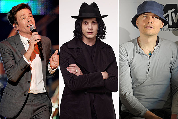 Nate Reuss, Jack White, Billy Corgan