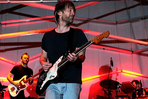 Nigel Godrich, Thom Yorke, Joey Waronker