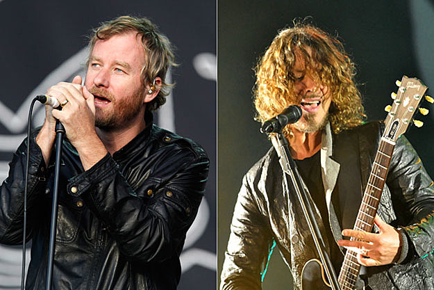 Matt Berninger, Chris Cornell