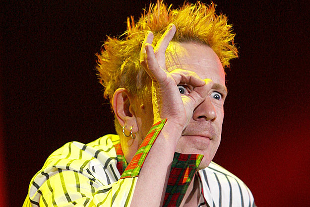 Johnny Lydon