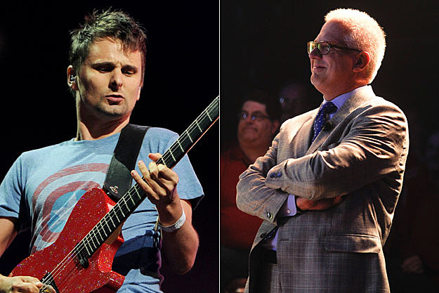 Muse and Glenn Beck