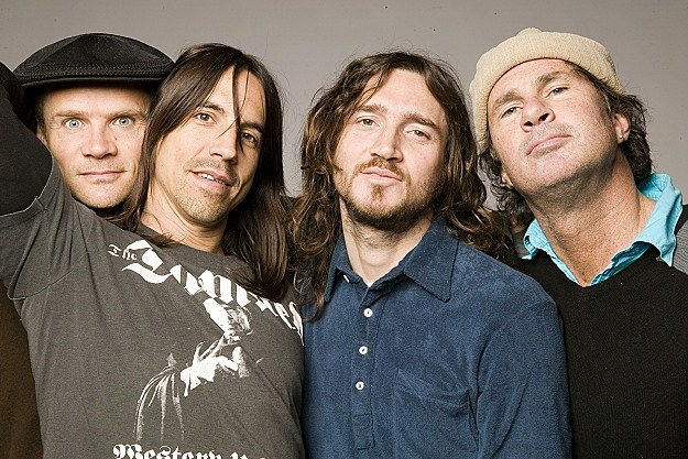 Flea, Anthony Kiedis, John Frusciante, Chad Smith
