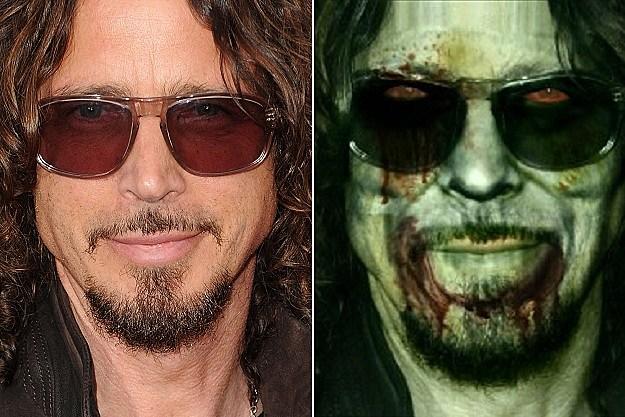 Chris Cornell, Zombie Cornell