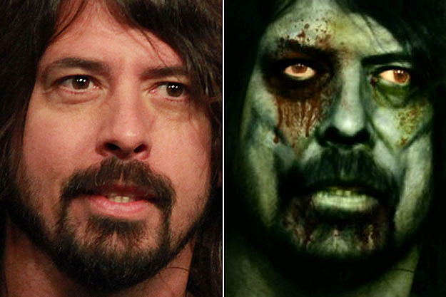 Dave Grohl vs. Dave Ghoul