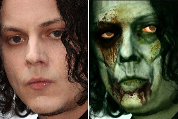 Jack White vs. Jack Fright