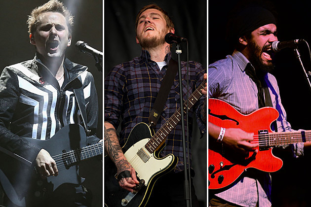 Muse / Gaslight Anthem / Gary Clark Jr.