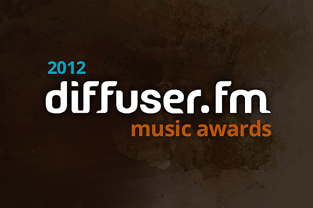 2012 DIffuser.fm Music Awards