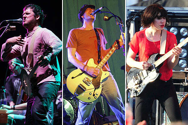 Modest Mouse / Dandy Warhols / Sleater-Kinney