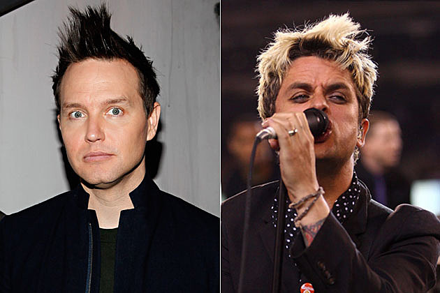 Mark Hoppus, Billie Joe Armstrong