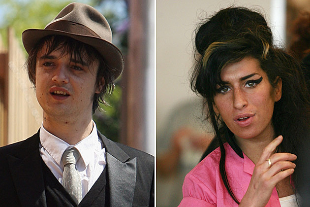 Pete Doherty, Amy Winehouse