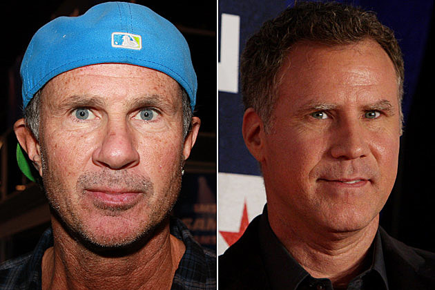 Chad Smith Will Ferrell